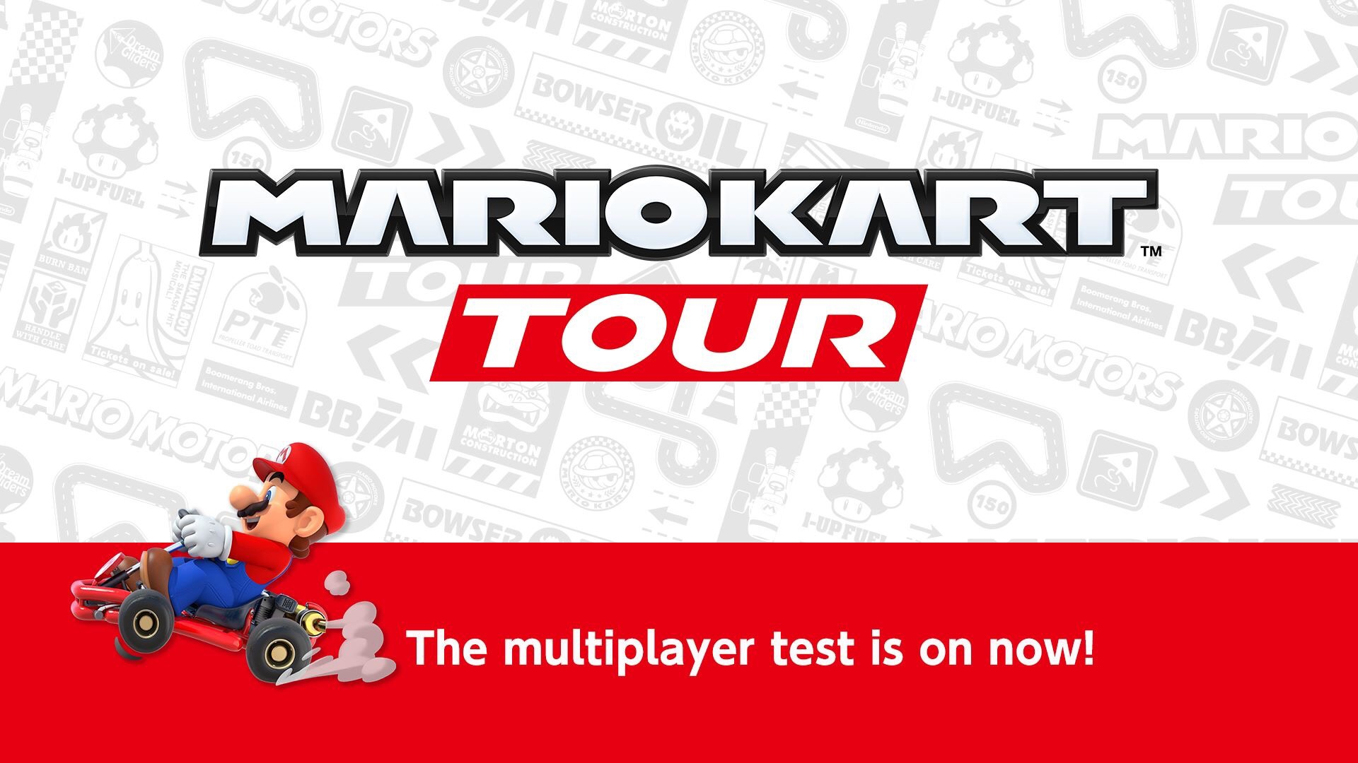 Mario Kart Tour casi listo para el modo multijugador