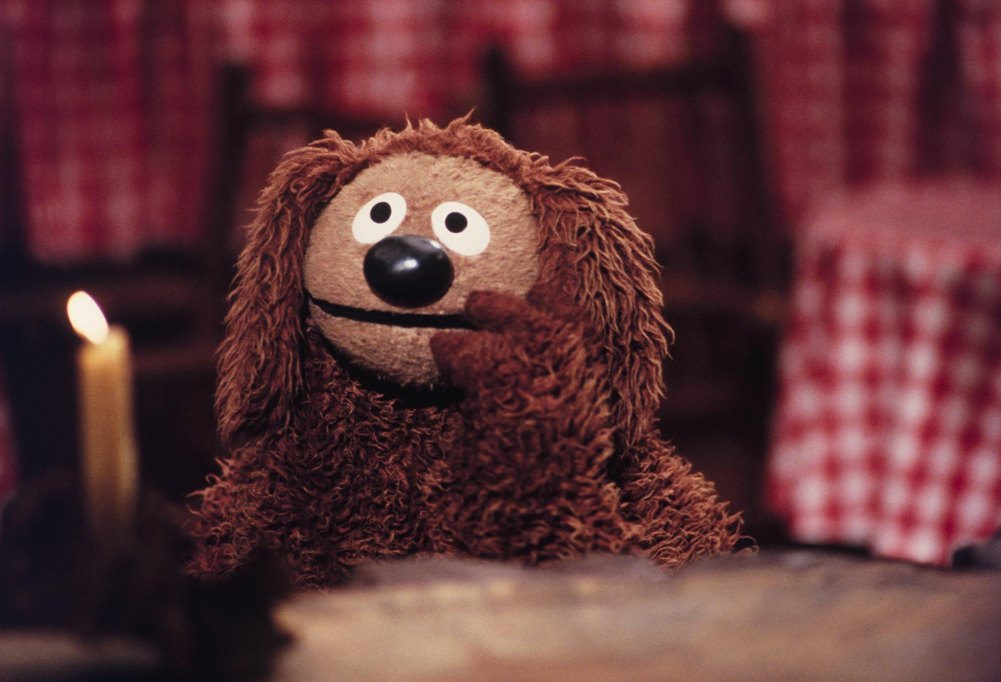 ¡Rufus!… y no nos referimos al perro de los Muppets